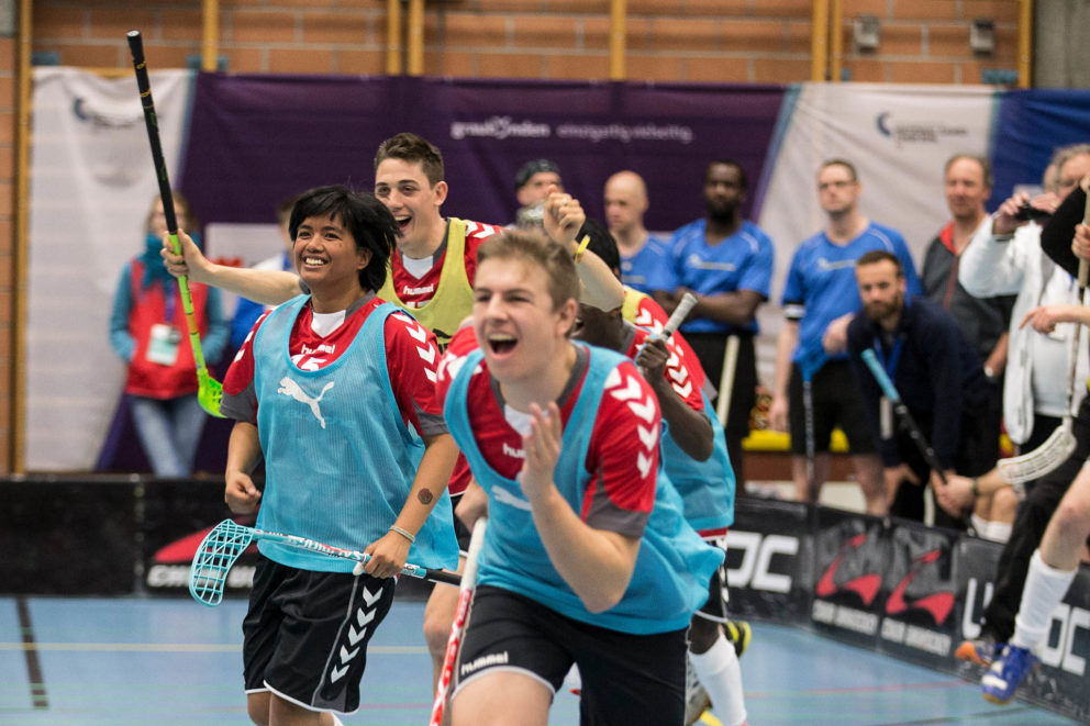 Unser Beitrag an Special Olympics